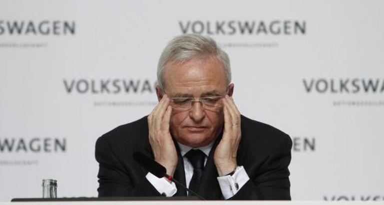 Martin Winterkorn, ex-CEO da Volkswagen.