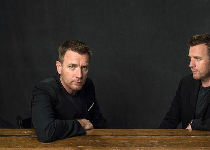 El actor Ewan McGregor.
