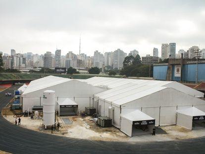 Coronavírus, o adversário invisível chega às quadras do Ibirapuera