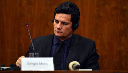 Sergio Moro.