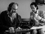 Warren Ellis y Nick Cave, colaboradores también en 'Carnage'.