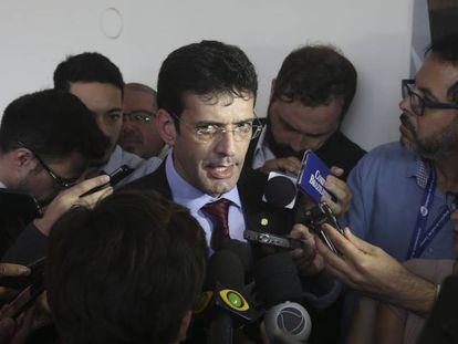 O ministro do Turismo, Marcelo Álvaro Antônio.