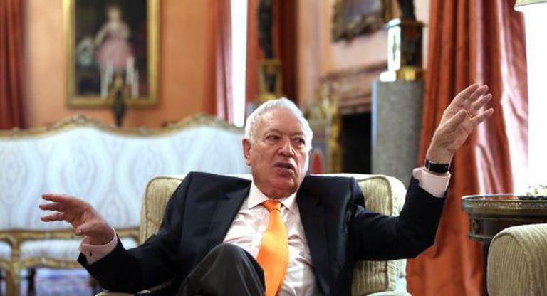 José Manuel García-Margallo, ministro espanhol de Relações Exteriores.