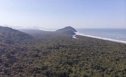 Reserva Ecológica Jureia-Itatins.
