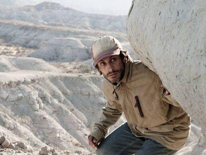 Gael García Bernal em 'Deserto'.
