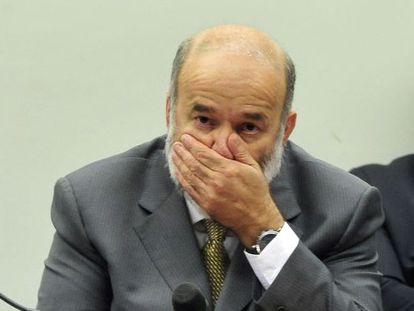 João Vaccari na CPI da Petrobras no dia 9.