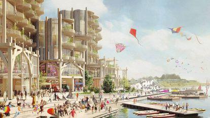 Brilhante ou aterradora? Assim é a cidade do futuro que o Google está construindo em Toronto