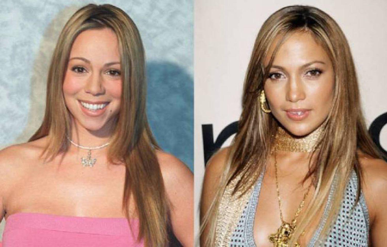 Mariah Carey e Jennifer Lopez, 20 anos de alfinetadas.