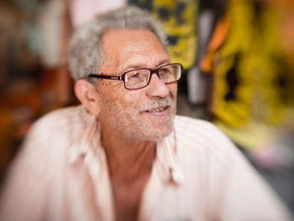 O artesão Espedito Seleiro, 74 anos.