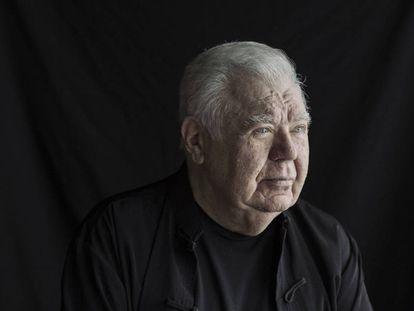 Jaime Lerner, retratado em Pamplona durante o congresso 'Menos Arquitetura, Mais Cidade'