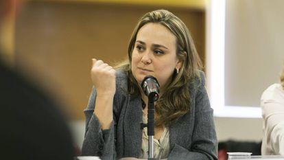 A professora da  FGV Eloísa Machado de Almeida.