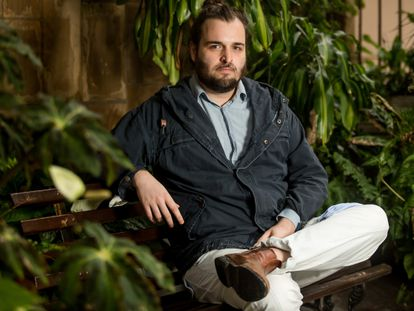 O antropólogo e pesquisador Lucas Bulgarelli.