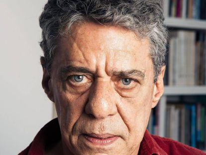 O cantor e escritor Chico Buarque