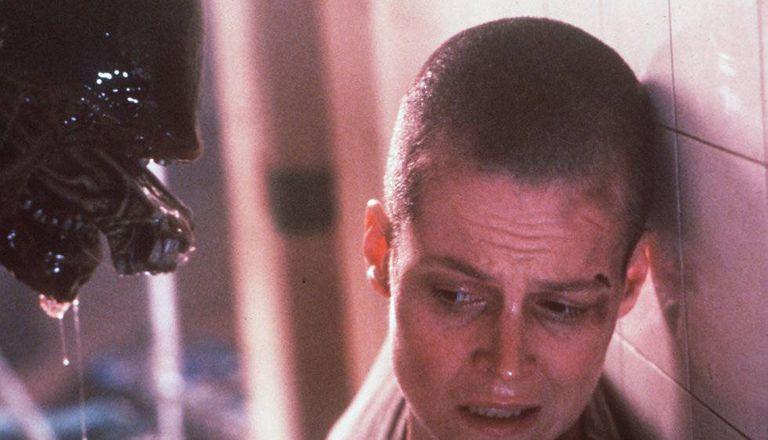 Cena de Alien 3 (1992).