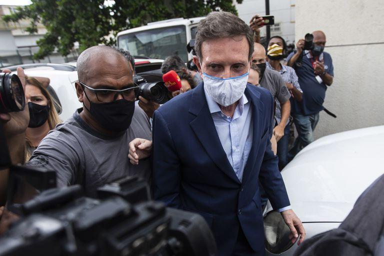 QG da propina': Marcelo Crivella, prefeito do Rio, é preso por suspeita de chefiar esquema de propina | Atualidade | EL PAÍS Brasil