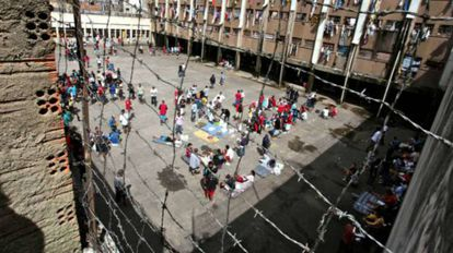 Presídio Central de Porto Alegre em 2011.