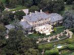 Hogar de Oprah Winfrey en Montecito, California.