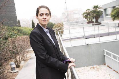 Macarena Barba, de 27 anos, tem síndrome de Asperger.