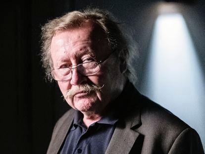 Peter Sloterdijk em uma foto de 2019.