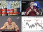 Captura de vídeos de YouTube donde se niega el cambio climático.