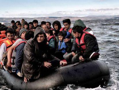 Do que fogem os sírios e por que agora?