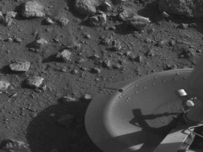Em 20 de julho de 1976, a sonda Viking 1 registrou uma imagem que inaugurou uma missão cujo objetivo principal era ir em busca de alguma vida extraterrestre