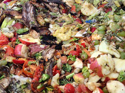 Um terço dos alimentos produzidos para consumo humano é perdido ou desperdiçado.