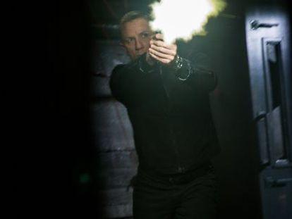 Daniel Craig em uma cena de 'Spectre'.