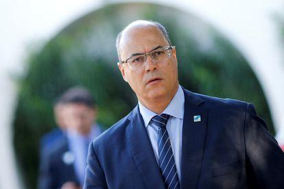 Wilson Witzel é destituído do cargo de governador do Rio de Janeiro.