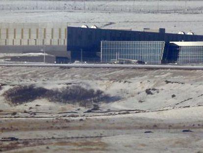 As instalações de compilação de dados que a NSA tem em Utah.