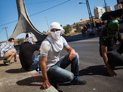 Confrontos na Cisjordânia