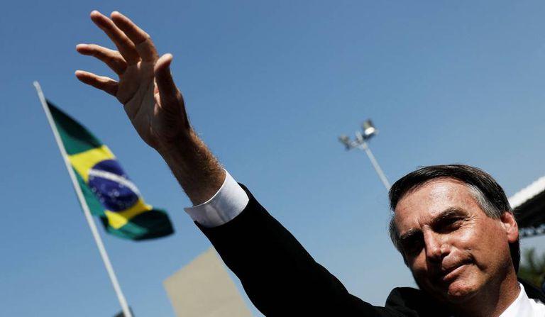 O deputado federal Jair Bolsonaro.