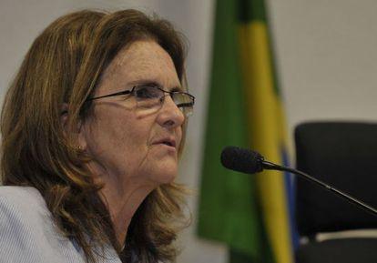 Graça Foster, na CPI da Petrobras