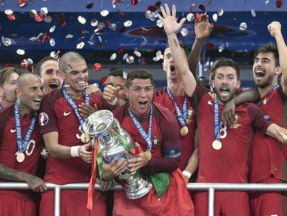 Éder, o herói de Portugal que renasceu no futebol francês