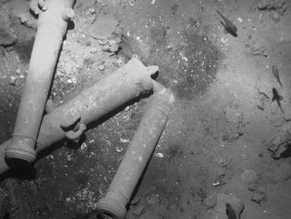 Três séculos de lenda vêm à tona com achado de caravela espanhola
