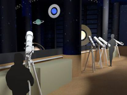 O país andino constrói o museu interativo dedicado à astronomia mais importante da América Latina