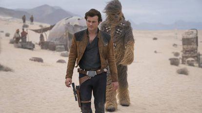 Trailer de 'Han Solo: Uma História Star Wars'