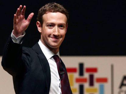Mark Zuckerberg, na APEC.