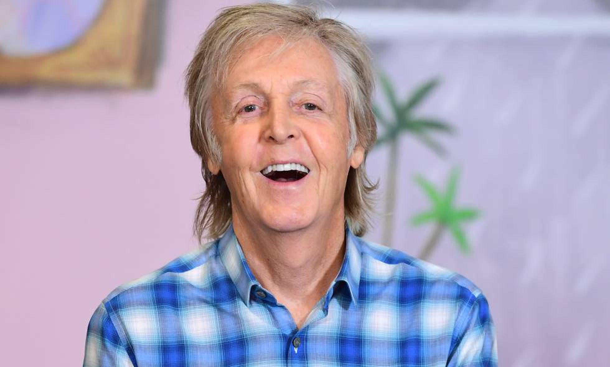 Hey Grandude': A vida mais familiar de Paul McCartney | Cultura | EL PAÍS  Brasil