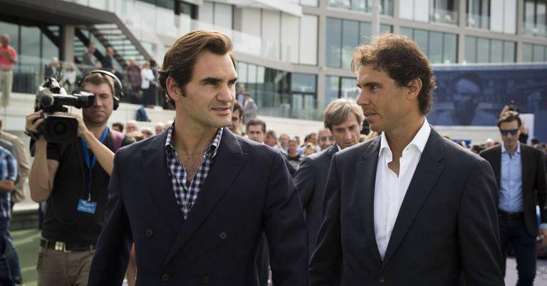 Federer e Nadal estão fora do ATP Finals.