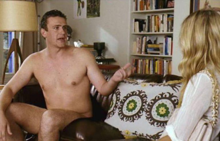 Jason Segel em 'Ressaca de Amor', manual do falso magro