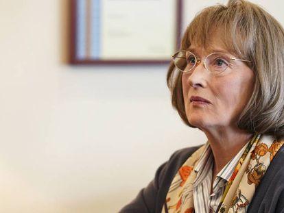 Meryl Streep no tráiler da segunda temporada de 'Big Little Lies'.