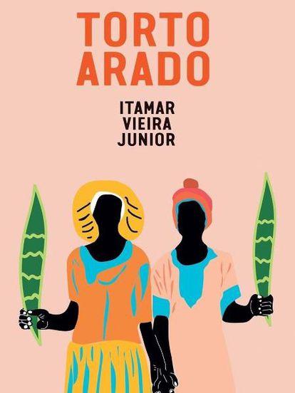Capa de 'Torto Arado', publicado pela Todavia.
