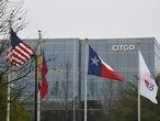 FILE PHOTO: The Citgo Petroleum Corporation headquarters are pictured in Houston, Texas, U.S., February 19, 2019.  REUTERS/Loren Elliott/File Photo