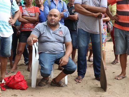 O agricultor Erasmo Alves Teófilo, liderança na Volta Grande do Xingu, na Amazônia, está marcado para morrer por lutar contra o poder de destruição da grilagem.
