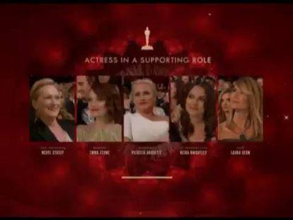O grito contra a desigualdade de gênero de Patricia Arquette no Oscar
