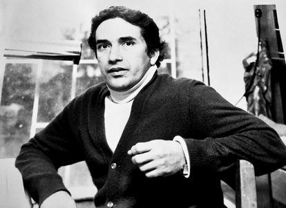 O jornalista Eligio García Márquez.