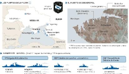A frota do mar Negro