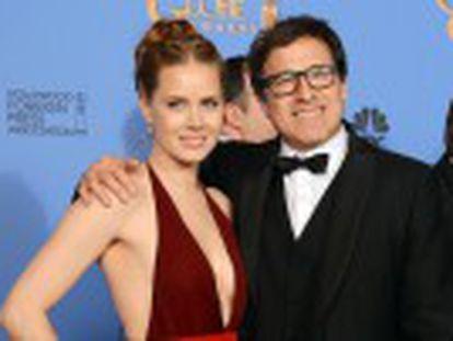 O filme de David O. Russell leva três prêmios da noite da Associação da Imprensa Estrangeira de Hollywood '12 anos de escravidão', de Steve McQueen, recebe o prêmio de melhor drama