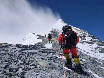 Expedição ao Everest